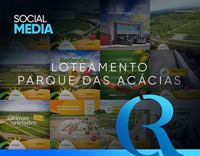 Social Media - Loteamento Parque das Acácias #1