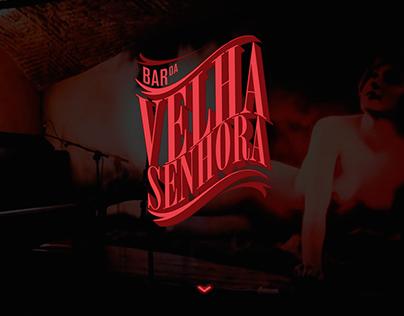 Bar da Velha Senhora // Website