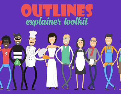 Outlines Explainer Toolkit