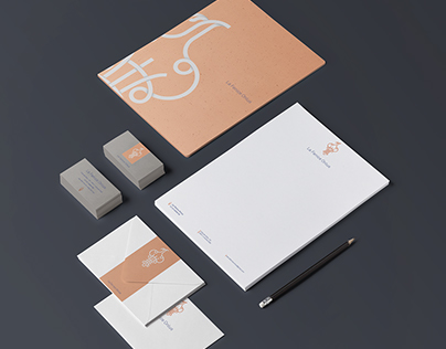 """La Fenice Onlus"" brand identity"