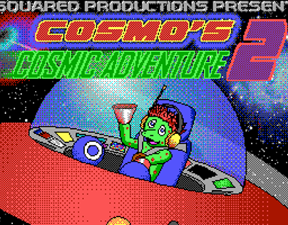 Cosmo's Cosmic Adventure 2: HUMANIZED!!! (Fangame)