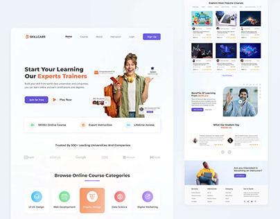 Online Learning- Educational Web Design