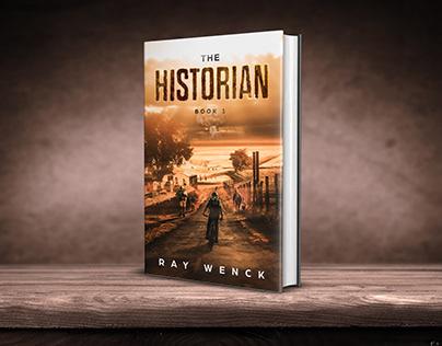 The Historian book cover design
