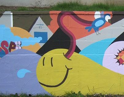 Mural-Seattle