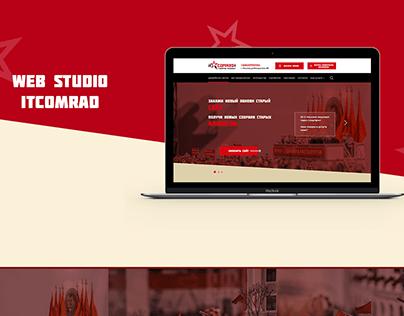 Web studio design