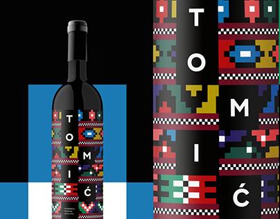 Wine Label Tomić Vol.2