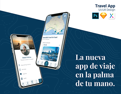 Travel App - Travel Agency