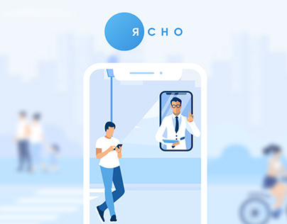 UI/UX | IOS design for psychotherapy
