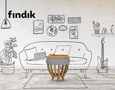 FINDIK - Furniture Design
