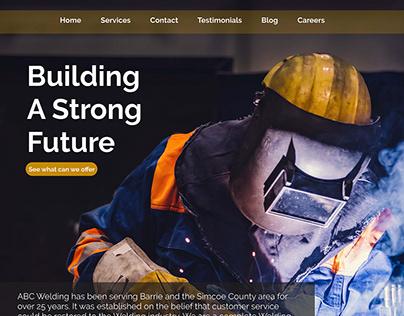 A Welding Company