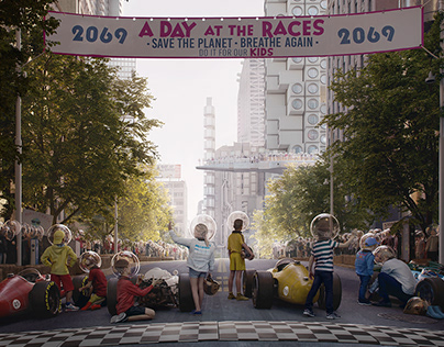 A Day At The Races | 2019