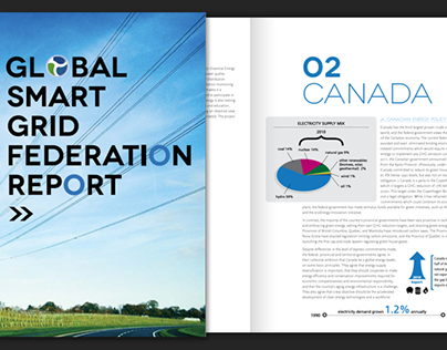 Global Smart Grid Federation Report 2012