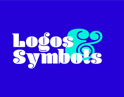 Logos & Symbols: A curated selection.