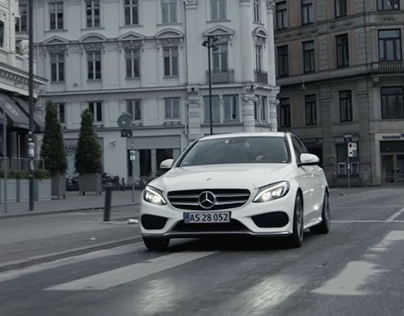 "Mercedes-Benz ""The C-Class in Copenhagen"""