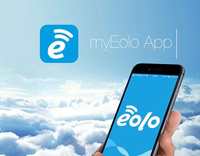 myEOLO App - UI/UX