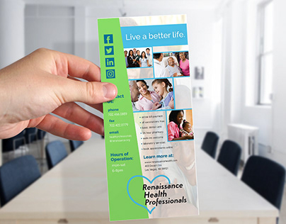 Renaissance Holdings Promotional Rackcards