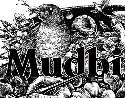 MUDBIRDS - Universe Graphics