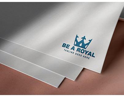 Be A Royal - Logo