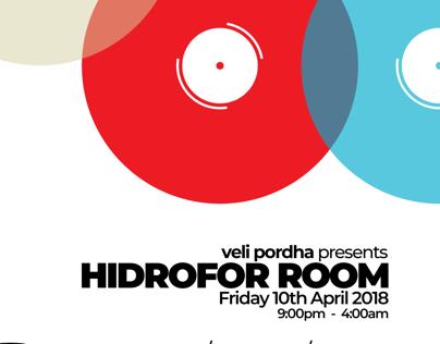 Hidrofor Room