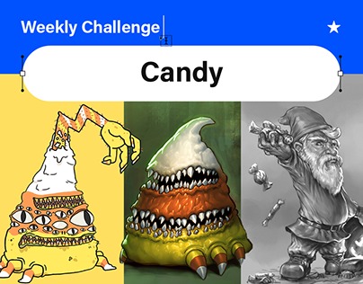 Weekly Challenge: Candy
