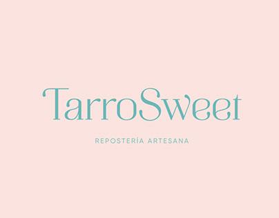 Diseño de Marca y Packaging TarroSweet