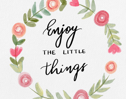 Enjoy little things in life ❤️❤️