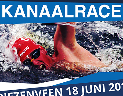 Poster Twenterand Kanaalrace