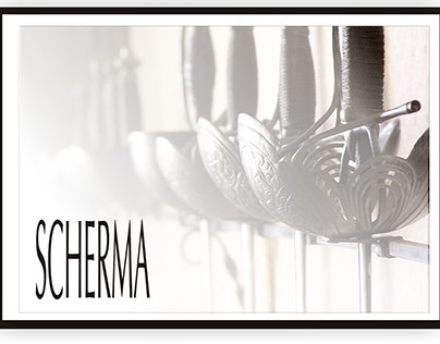 Scherma - sporty glam collection