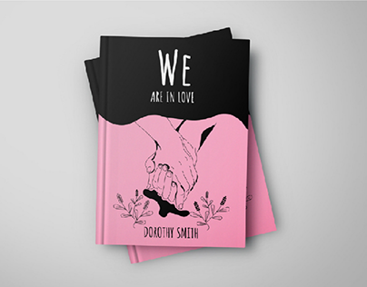 We are in love (Book cover, concepts)