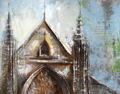 Paintings - Architecture