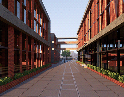 Proposed Design for SPA, Delhi