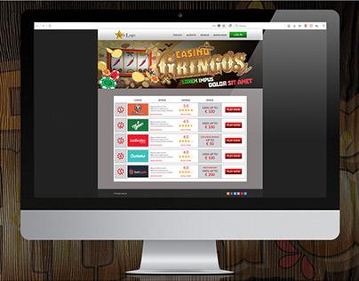 Casino Toplist and logo