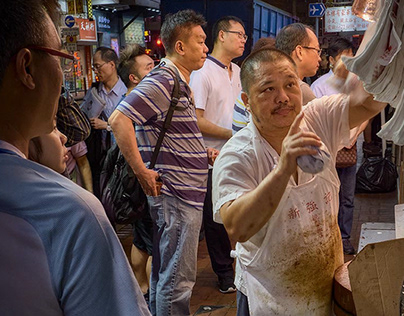 Discovering Shanghai Street