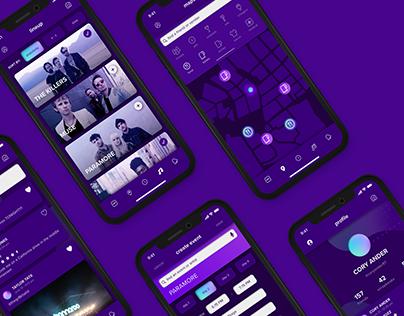 Bonnaroo: App Re-Brand