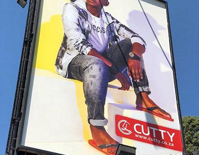 CUTTY - Summer 2019 Campaign