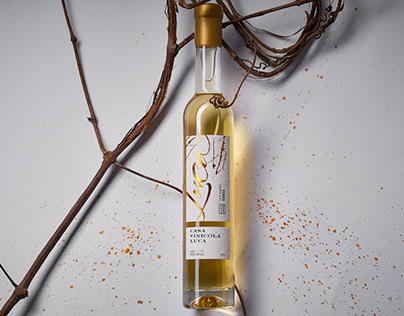 Wine Label Design - Luca Late Harvest