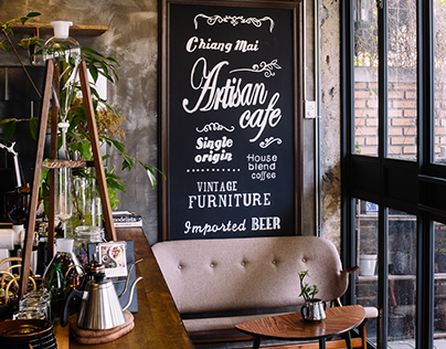 Artisan Cafe'