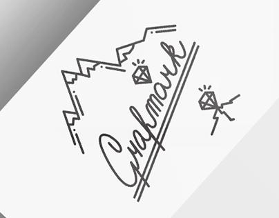 Grafmark business card design