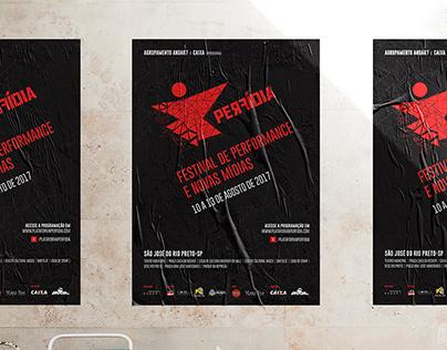 Perfídia - Festival Identity