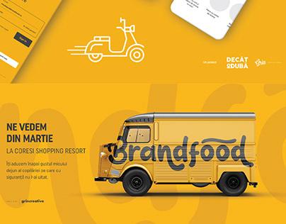 Brandfood - Identity Design