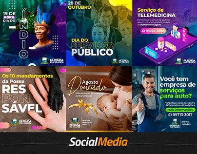 Social Media   Prefeitura de Fazenda Rio Grande