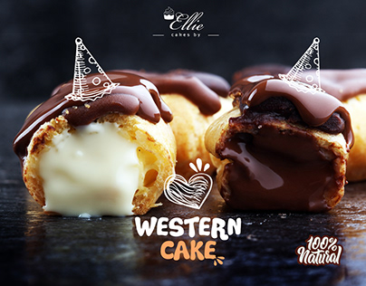 Western Cake Sweets