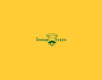 AL Shaiyb Pizza Branding