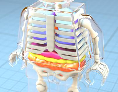 Lego X-Ray