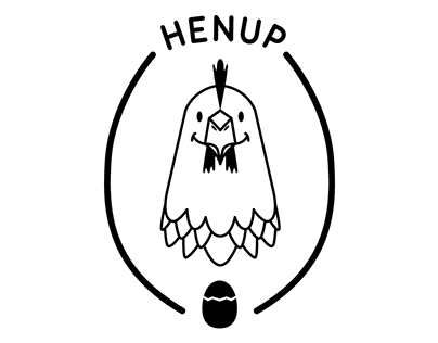 Création du logo Henup