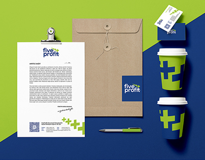 FiveProfit - Brand&Identity Design