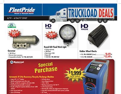 June Truckload Fleetpride
