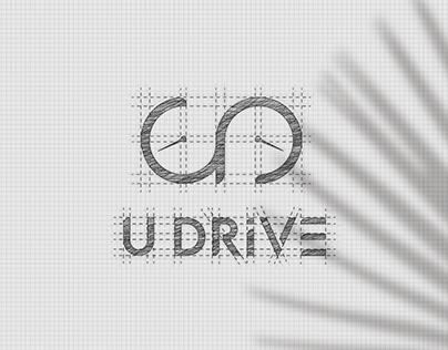 U Drive .. logo