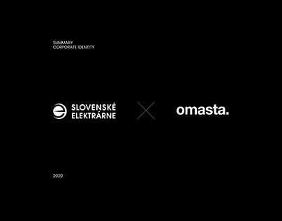 Slovenske Elektrarne - Brand identity