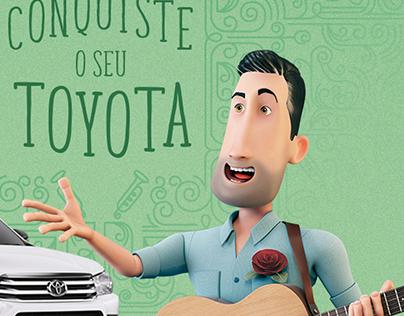 Adhara | Conquiste seu Toyota